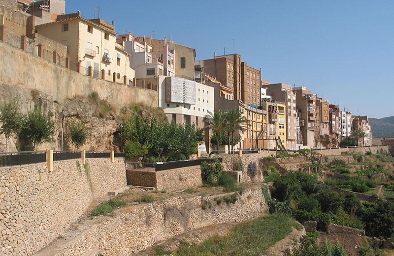 Passeig Baix La Vila