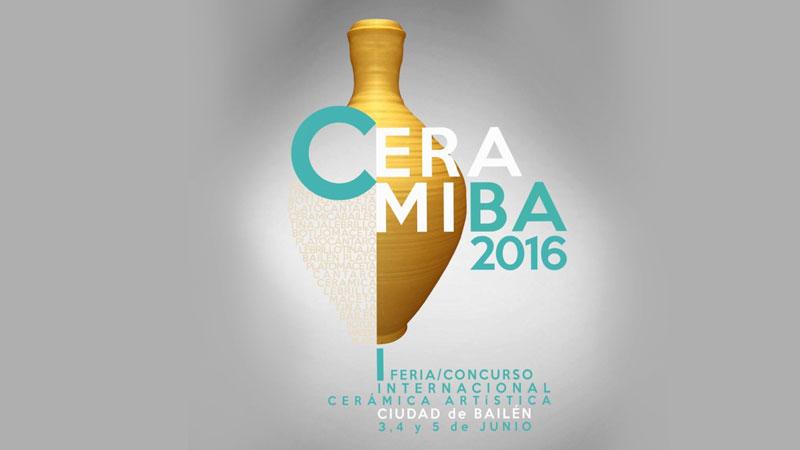 """Bailén (Jaén) – Del 3 Al 5 De Junio: Feria Concurso Internacional De Cerámica """"CERAMIBA"""""""