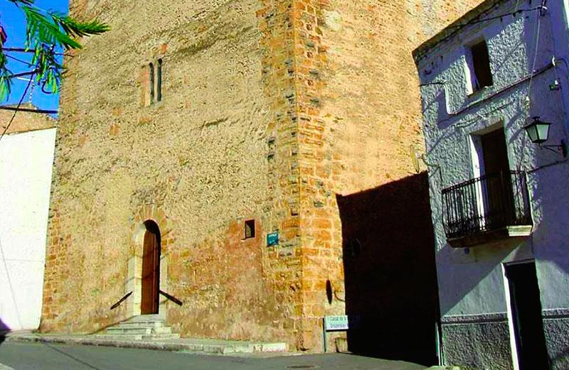 Torre De La Galera (Iglesia Desde El Siglo XVIII)