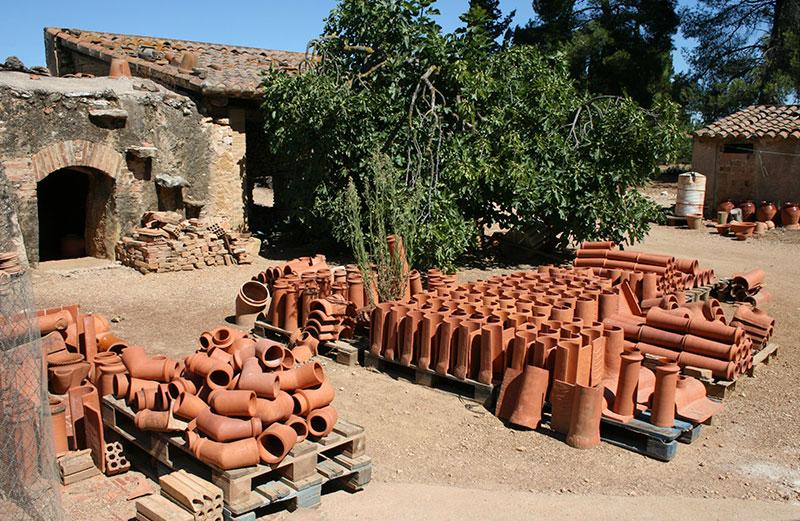 Galera Ciudades Ceramica
