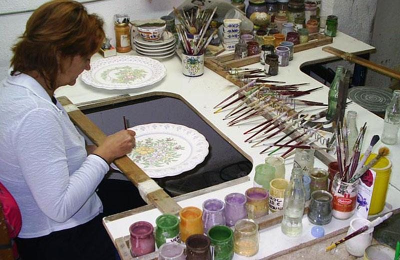 Ribesalbes Ciudades Ceramica