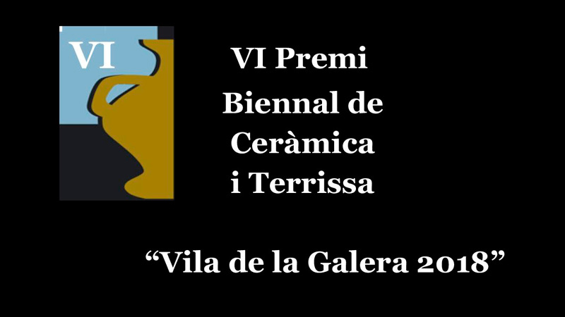 """La Galera: Convocado El Premia De Cerámica Y Alfarería """"Villa De La Galera 2018"""""""