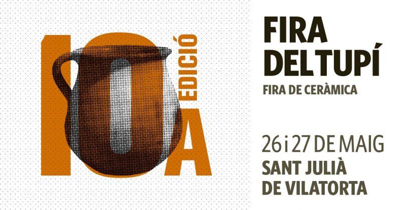 S. Julià de Vilatorta (Barcelona) – X Fira del Tupí (26 y 27 de Mayo): Abierta la inscripción