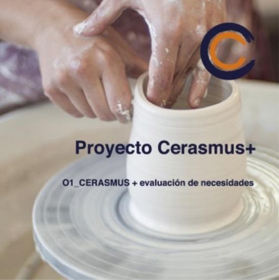 Manises (Valencia) – 30 Oct 19.30 h: Presentación del proyecto CERASMUS+