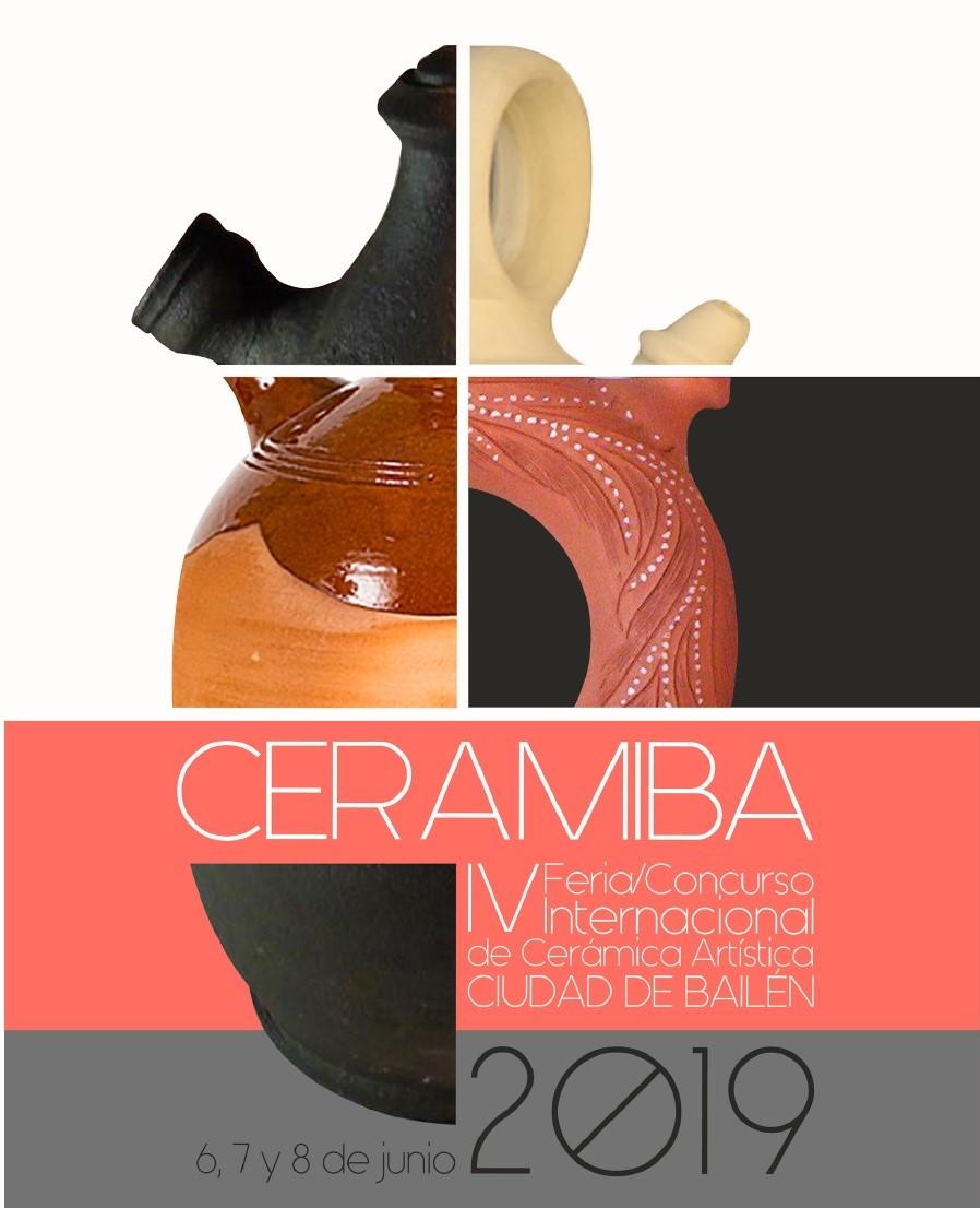 Bailén – 6, 7 Y 8 De Junio: CERAMIBA Feria / Concurso Internacional De Cerámica Artística