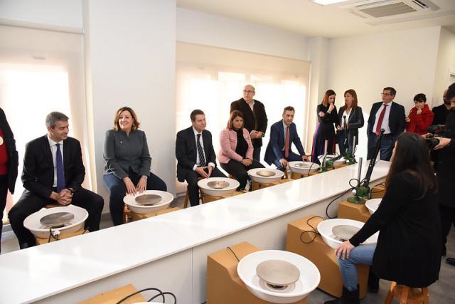 Talavera De La Reina: Inaugurado El Centro De La Cerámica Y El Vidrio