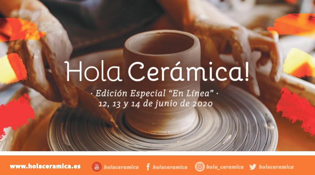 HOLA CERÁMICA 2020: RELACIÓN FINAL DE VÍDEOS CON ENLACES A YOUTUBE