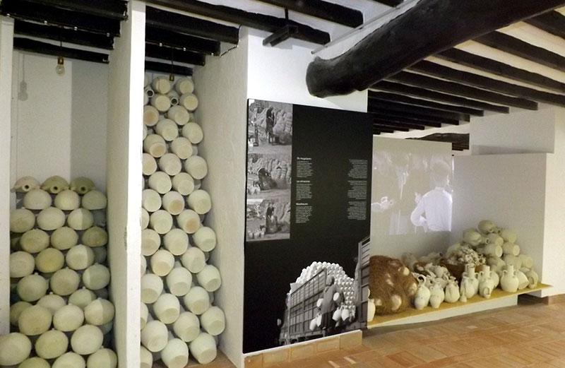 Sala Coves Del Museo