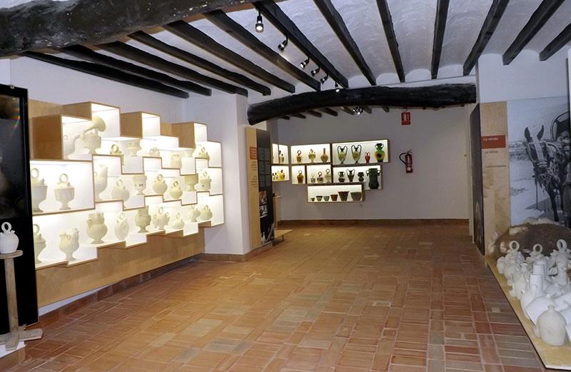 Sala Bordado Del Museo