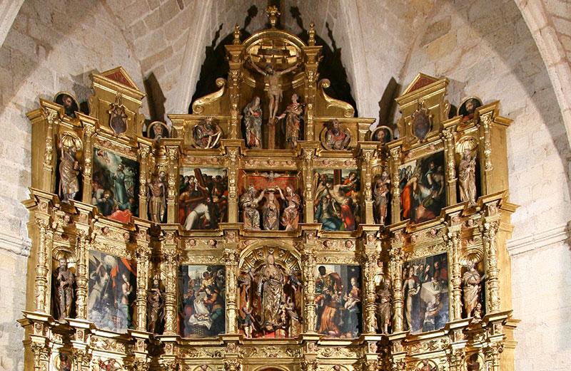 Retablo Mayor - Luis De Morales - Iglesia Ntra. Sra. De La Asunción S.XVI