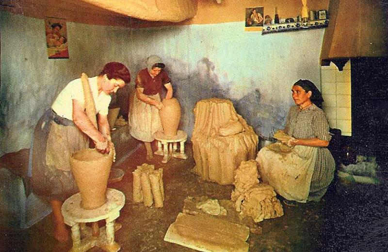 Mota Del Cuervo Ciudades Ceramica