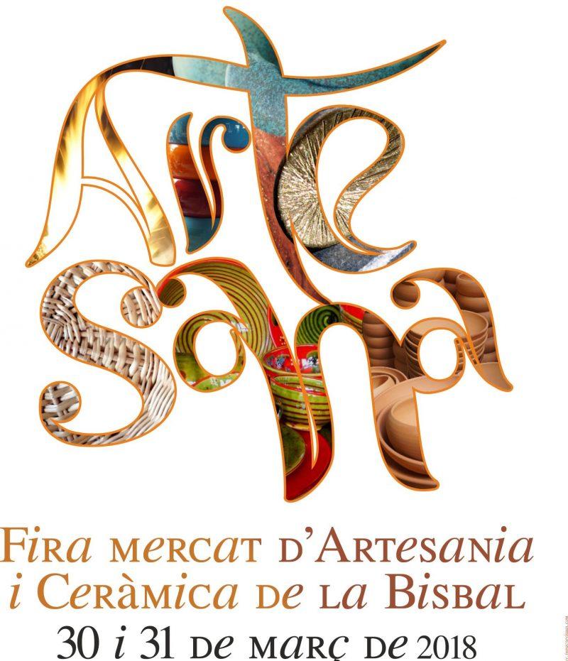 La Bisbal (Girona) – 30 Y 31 De Marzo: ARTESANA Feria De Artesania Y Cerámica