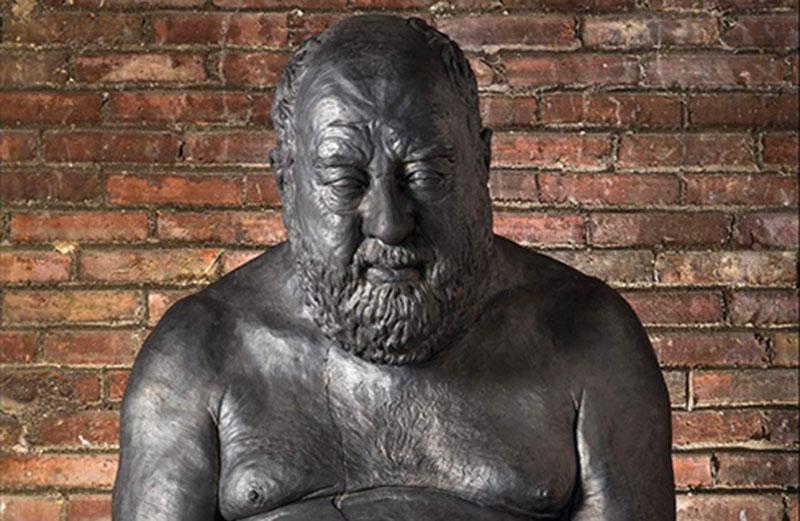 "La Bisbal (Girona) – Exposición De J. Garcés ""Escultures Ceràmiques"""
