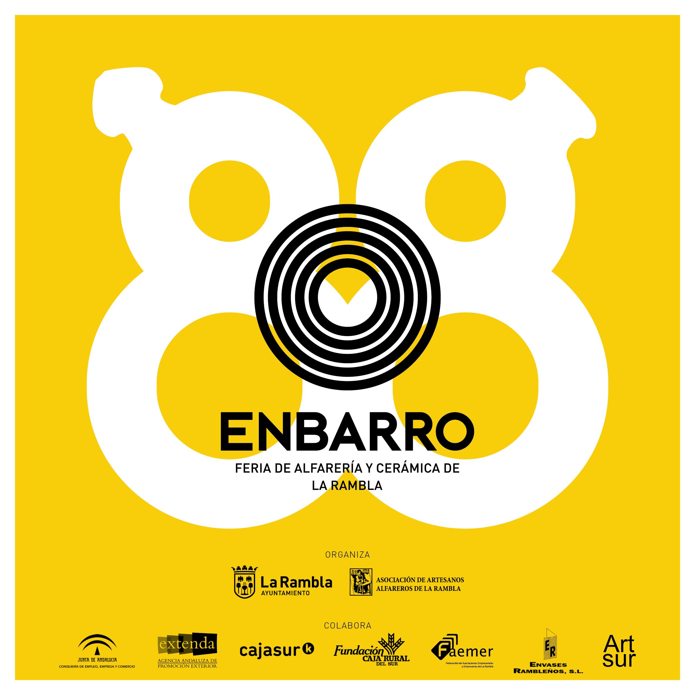 La Rambla – 31/05 al 3/6: EN BARRO Feria de Alfarería y Cerámica