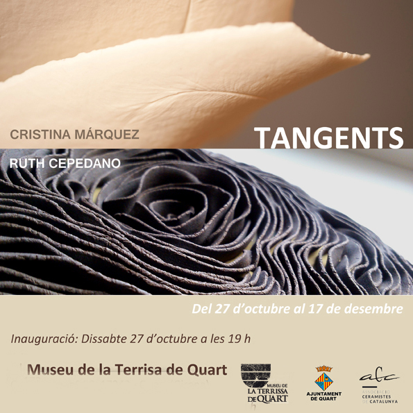 Quart – 27 Oct 19h: Inauguración Exposición TANGENTS