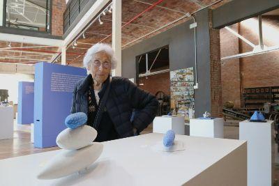 ADIÓS A LA CERAMISTA MARIA BOFILL (1937 – 2021)
